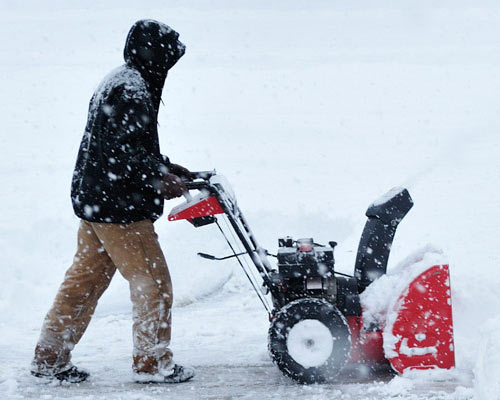 snow- emoval service